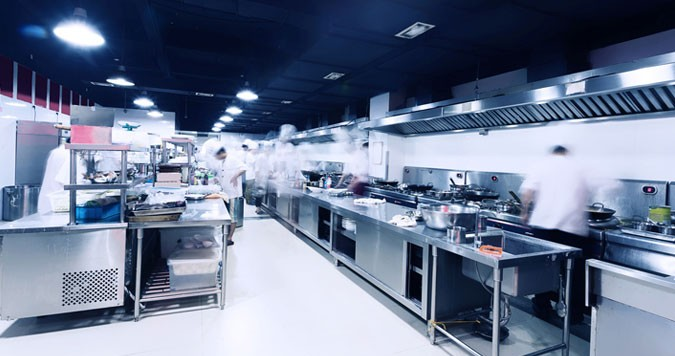 Restaurant Kitchen and Hood Cleaning